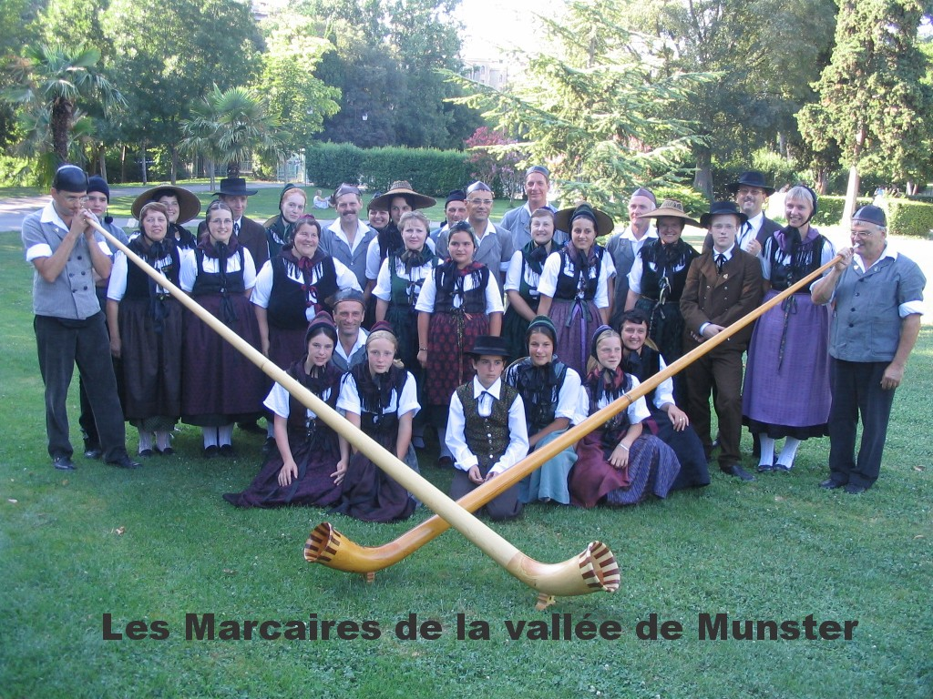 marcaires vallee munster